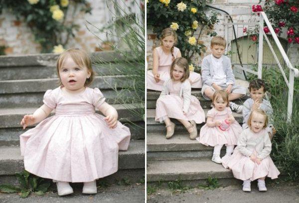 Kindermode für die Hochzeit – schöne Kleidung für die jungen Besucher