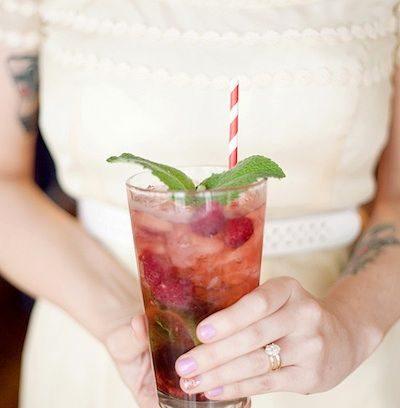 Fruchtig und lecker – Cocktails zur Hochzeit
