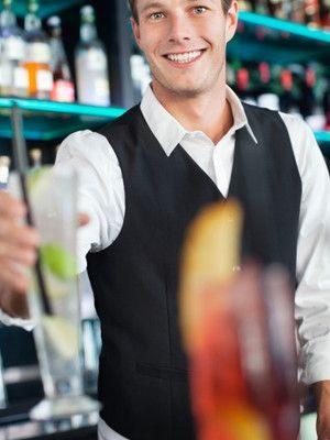 Ein Barkeeper zur Hochzeit?