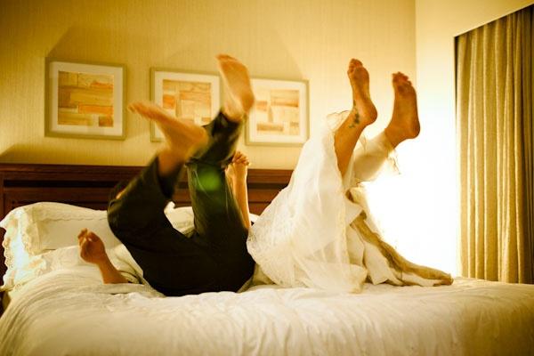 Die Hochzeitsnacht - viel Lärm um Nichts?