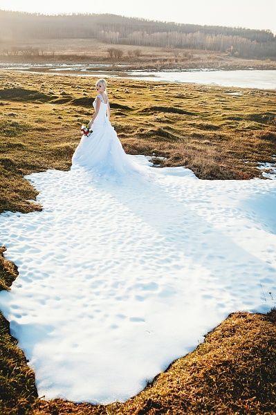 Hochzeit in der kalten Jahreszeit... auch mal was Schönes