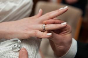 Nägel zur Hochzeit